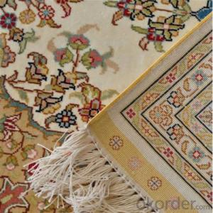 9x12ft wool aubusson hand made carpet for sale