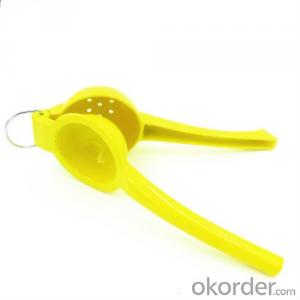 Plastic Orange Squeezer Manual Lemon Juice Squeezer