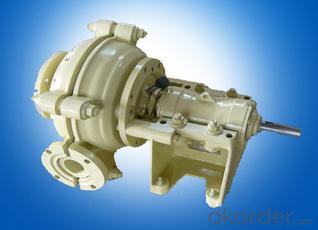 Industrial Centrifugal AH Series Slurry Pump