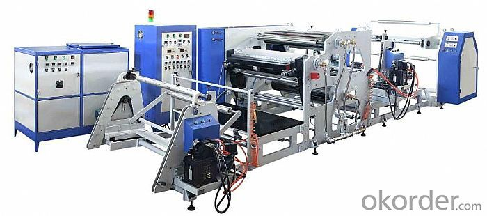 Hot Melt Coating Machine for Matt Cloth Tape
