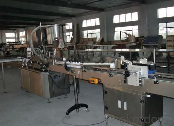 Automatic Food filling Machine for Bottling