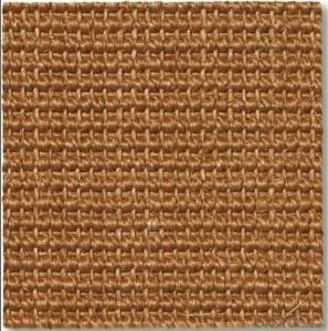 New pattern on sale polyester sisal carpet