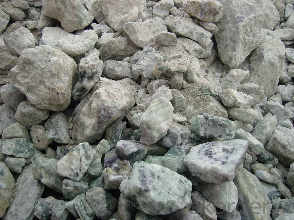 Caf2 98% Sio2 0.1% acid grade fluorite powder for hot sale