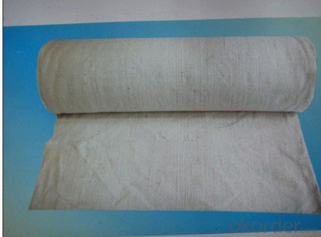 Heat Insulation Fireproof Ceramic Fiber Cloth