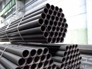 Seamless Steel Pipe  SCH40/80/STD Widely Used Multi Models
