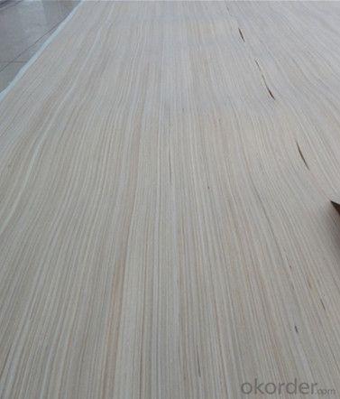Exporting 0.3mm EV Poplar Core Veneer Good Quality Wood Veneer Supplier