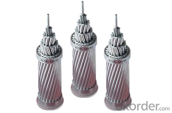 Aluminum Conductor Steel Reinforced in Power Transmission