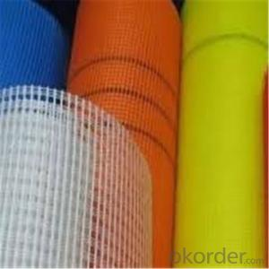 C-glass Fiberglass Mesh Cloth for Wall  Material