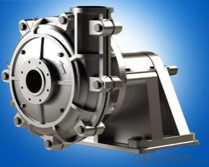 Diesel Engine Fuel Horizontal Centrifugal Non-Clog Slurry Pump