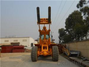 Forklift loader LTMA 28 tons block handler