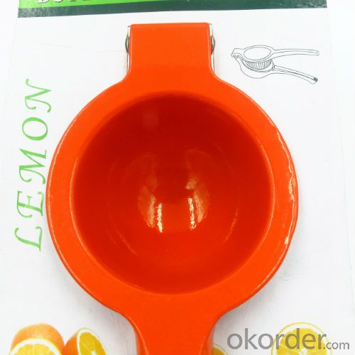 Kitchen Tool lemon Juice Hand Squeezer Household supplies manual juice squeezer