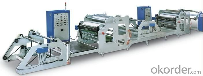 Hot Melt Coating Machine for Book Binding Tapes