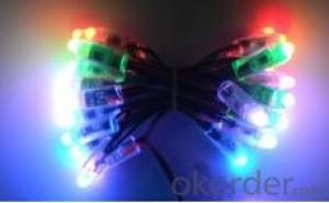 LED  Pixel Light  String for Full color  with Waterproof
