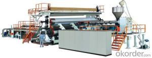 Bitumen Waterproofing Membrane Machinery Production Line