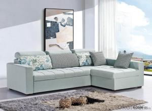 Hot Selling Fabric Sofa for Customer Rest