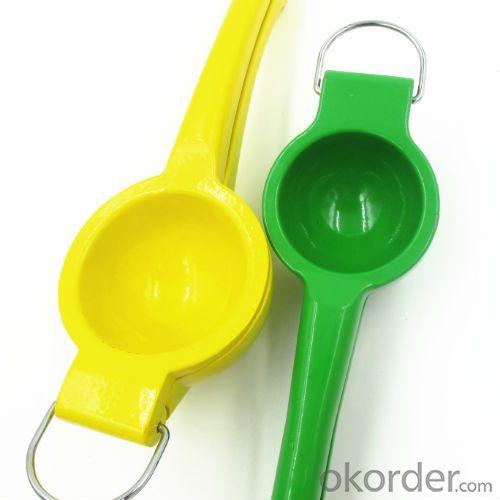 Plastic Juice Squeezer  Household Supplies Manual Orange Squeezer