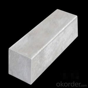 Carbon Steel Square Bar for Ship Parts Chinese Standard Q235