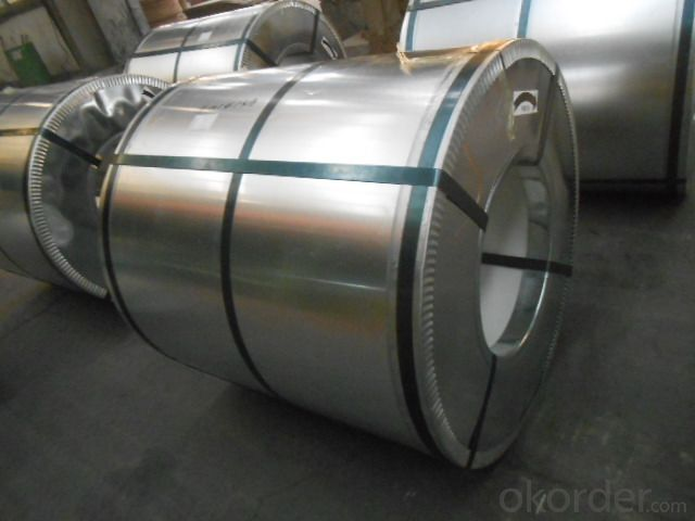 Hot Dip Galvanized Steel in Coil in Coils