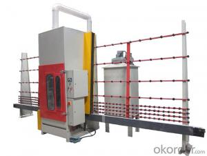 Automatic glass sandblasting machine ST-PS2000