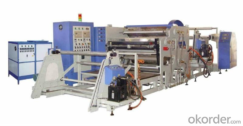 Hot Melt Coating Machine for Adhesive Sticker