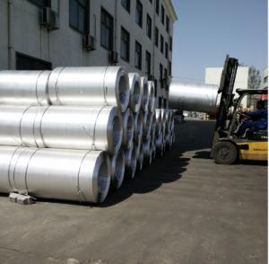 Alu Coil for Casting Stock from 6-8mm Thick