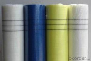 Fiberglass mesh cloth with high quality 75g 5*5