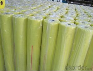Fiberglass mesh cloth with high quality 55g 5*5