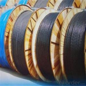 PVC Insulated Cable Underground Aluminum or Copper