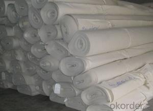 PET Woven Geotextile Used for Drainage Application