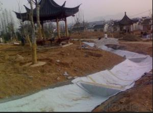 Pond Liner Geosynthetic Clay Liner for Golf Course