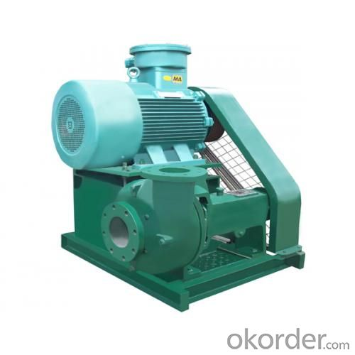 Shear Pump of Type JQB Using in Oilfield
