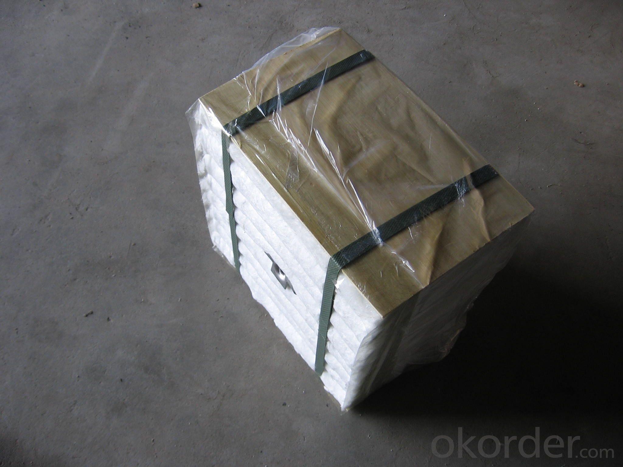Super Pure Heat Insulation Ceramic Fiber Module STD