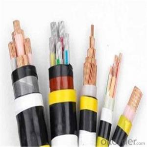 Three Phase 5 Core PVC Insulated Power Cable
