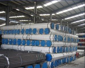 SCH40 ASTM A53 API 5L GR.B Carbon Seamless Steel Tubes STPG410 CNBM