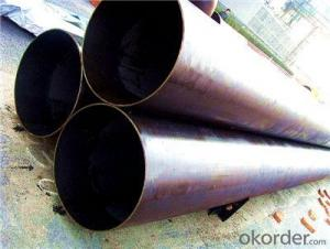 Schedule 40/80 ASTM A53 API 5L GR.B Carbon Seamless Steel Tubes A335 CNBM