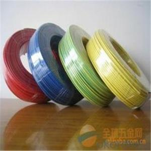 Single Core fire retardant LSZH compound Insulated and sheathed Flexible Cable WDZ-RYJ