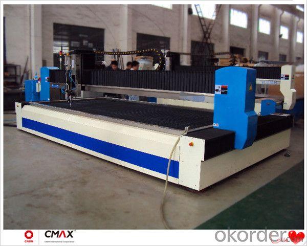 CNC Corrugated Cardboard Cutting Machine Narrow Cutting Gap