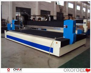 CNC Corrugated Cardboard Cutting Machine Narrow Cutting Gap