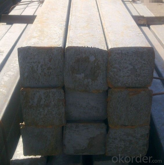 High Quality GB Standard Steel Square Bar