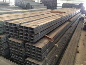 Hot Rolled Mild JIS Standard U Channel for Structure Construction