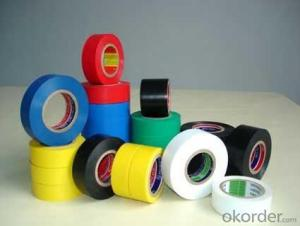 Custom PVC Insulation Tape(Soft polyvinyl Choride(SPVC) And Rubber Adhesive) of CNBM in China