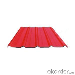 Pre-Painted Galvanized/Aluzinc Steel Roof with Competitive Price