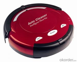 Robot  Smart Vacuum Cleaner Automatic Recharge UV Mopping Function