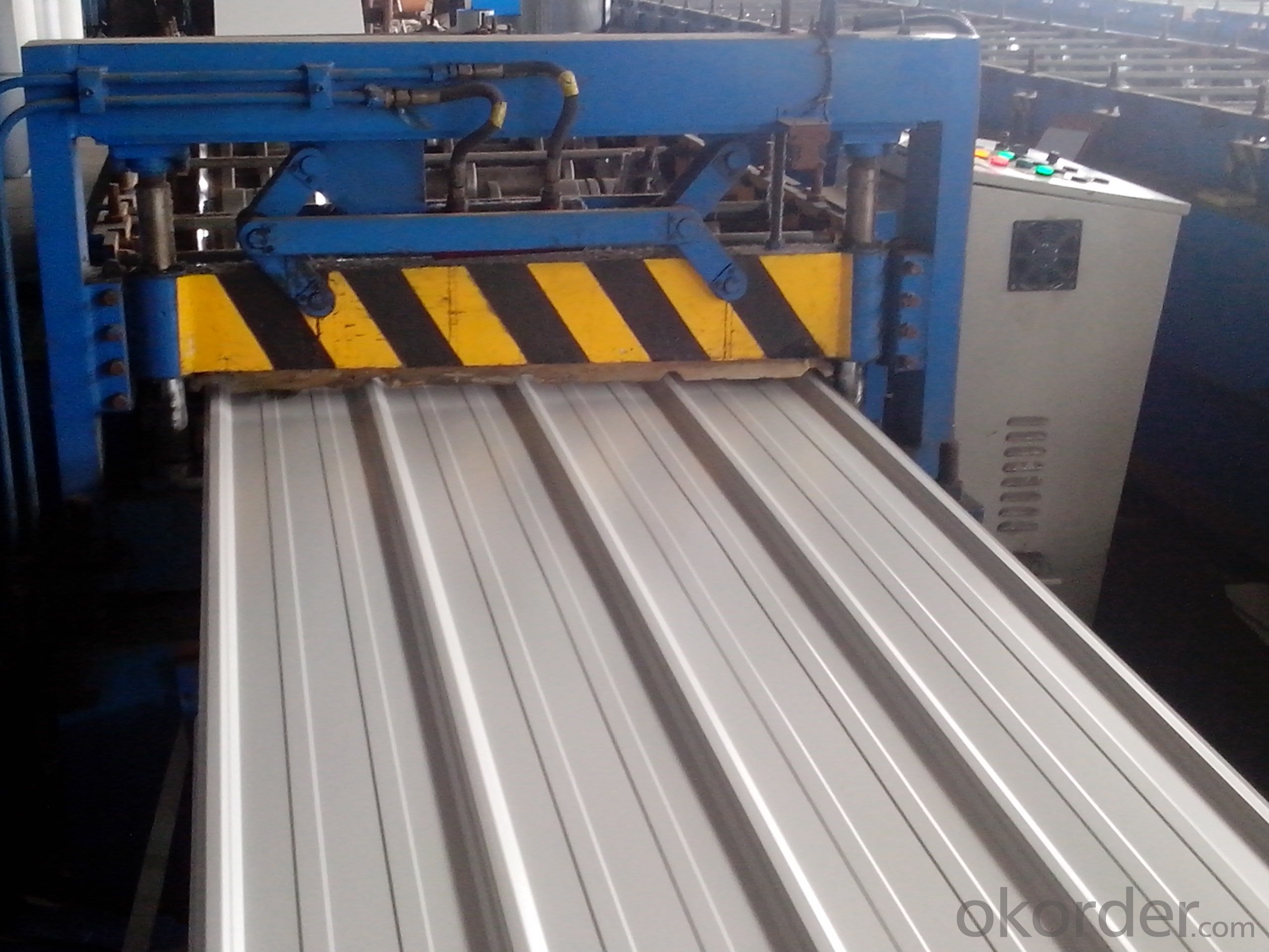 Color Coated Corrugated Galvanized Steel Coils SGCC, DX51D,China CNBM, Fast Delivery