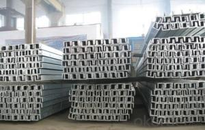 Hot rolled JIS U CHANNEL 50-300MM high quality