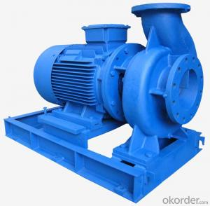 ESP End Suction Single Stage centrifugal Pump