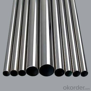 High Luster,Elegance,Rigidity And Durability Stainless Steel Welded Tube