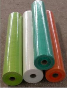 fiberglass mesh cloth with high strength 90g 4*4