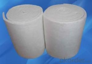 Ceramic Fiber Blanket  with  Alumina Silicate