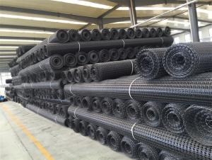 PET Geogrid  High Tensile Strength According to Customer needs